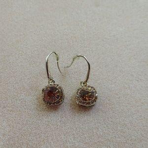 Golden Bling Earrings